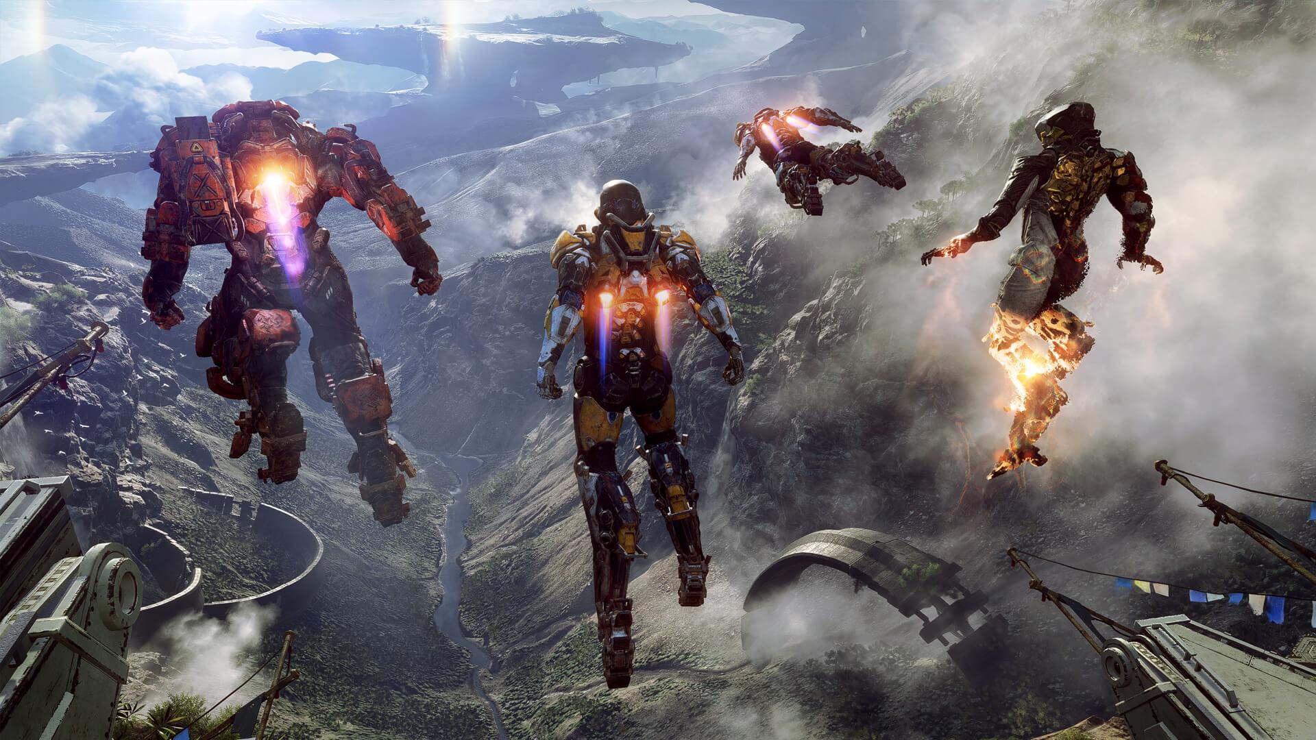 <!-- AddThis Sharing Buttons above -->Anthem, новая интеллектуальная собственность BioWare, это «научное фэнтези» вроде Star Wars, а не научная фантастика как Mass Effect. Так игру оценивает сотрудник BioWare Аарин Флинн (Aaryn Flynn) в интервью CBC. […]<!-- AddThis Sharing Buttons below -->