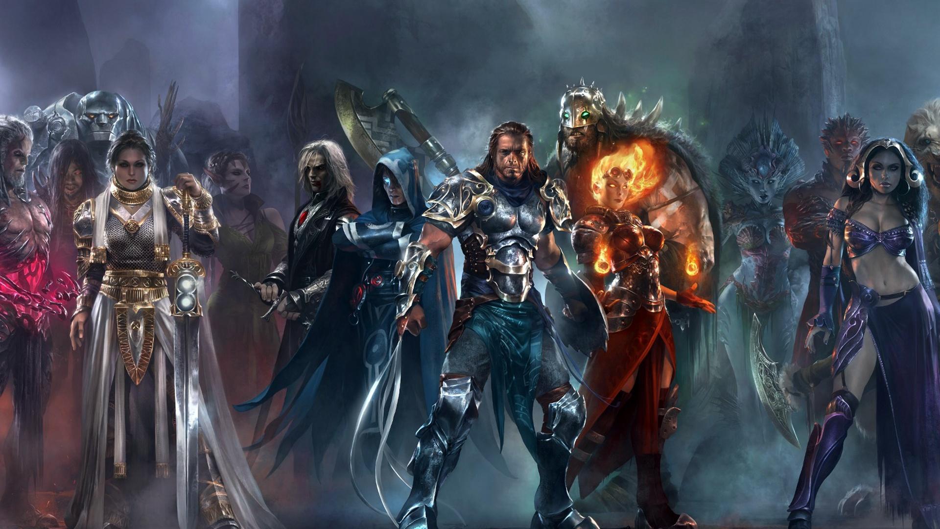 <!-- AddThis Sharing Buttons above -->Cryptic Studios, разработчики Neverwinter, давно и упорно работают над RPG основанной на Magic: The Gathering, стратегической карточной игре от Wizards of the Coast. Планируется, что это будет RPG игра AAA […]<!-- AddThis Sharing Buttons below -->